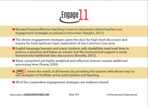 Engage 11 Introduction