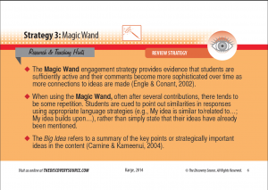 Engage 11 Magic Wand