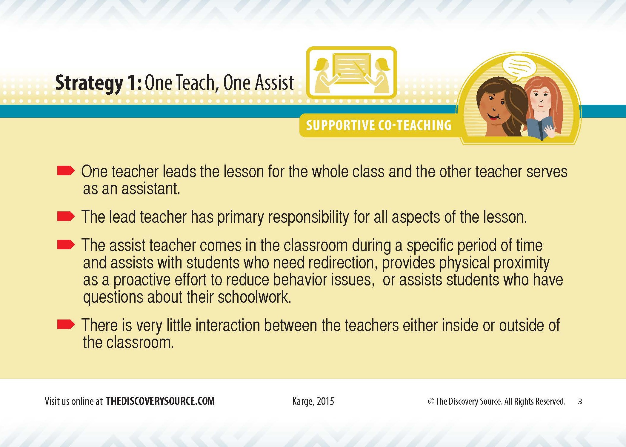 Engage Co-Teach | The Discovery Source
