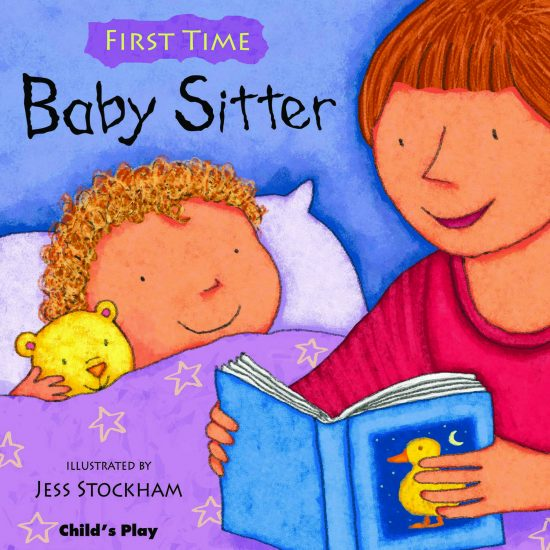 9781846432798 First Time Baby Sitter