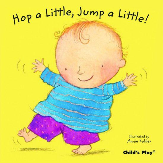 9781846433412 Hop a Little, Jump a Little!