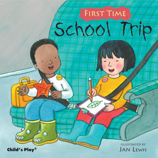 9781846434891 FIRST TIME School Trip