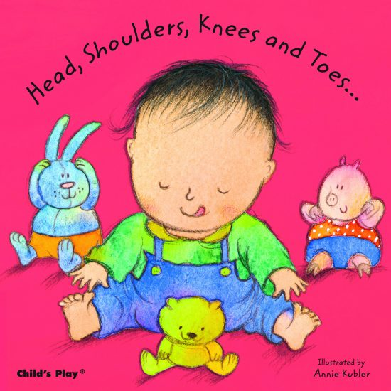 New – Head Shoulders Knees and Toes
