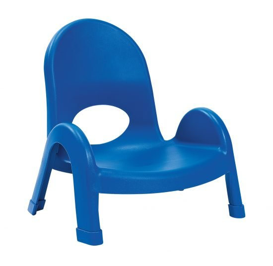 Value Stack 5″ Child Chair (4 Pack) – Royal Blue