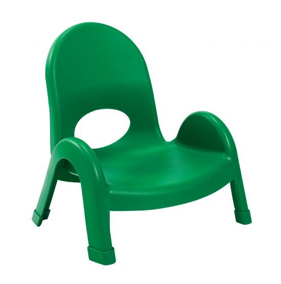 Value Stack 5″ Child Chair (4 Pack) – Shamrock Green
