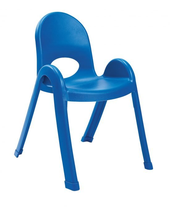 Value Stack 13″ Child chair (4 Pack) – Royal Blue