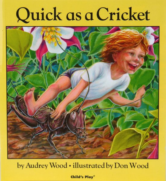 9780859531511 HC Quick As A Cricket