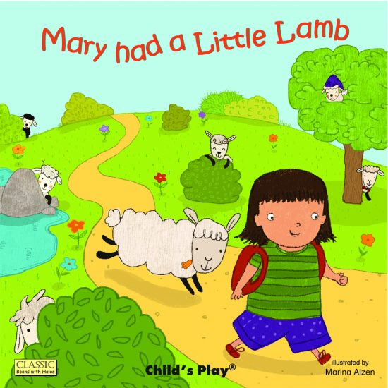 9781846435010 Mary had a little lamb