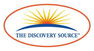 The Discovery Source Logo