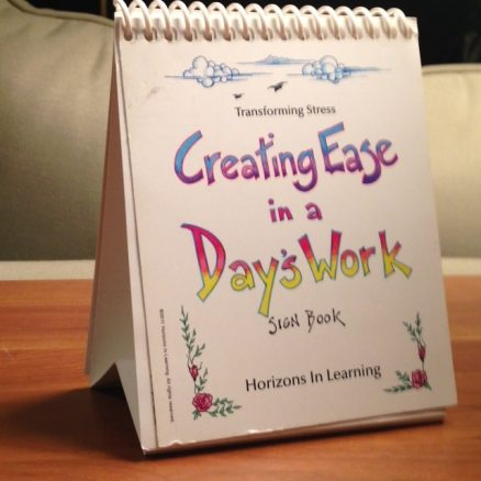 creating ease in days work - constant hine