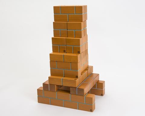 24 Piece Large Unit Bricks Set | The Discovery Source