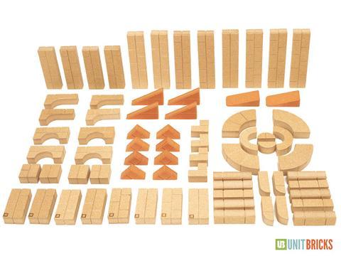 Bricks Architect Set Unit Bricks | The Discovery Source