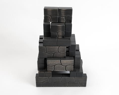 24 Piece Large Rocks Set Unit Bricks | The Discovery Source