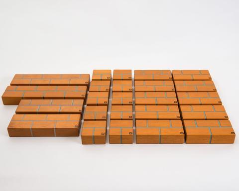 24 Piece Large Unit Bricks Set | The Discovery Source