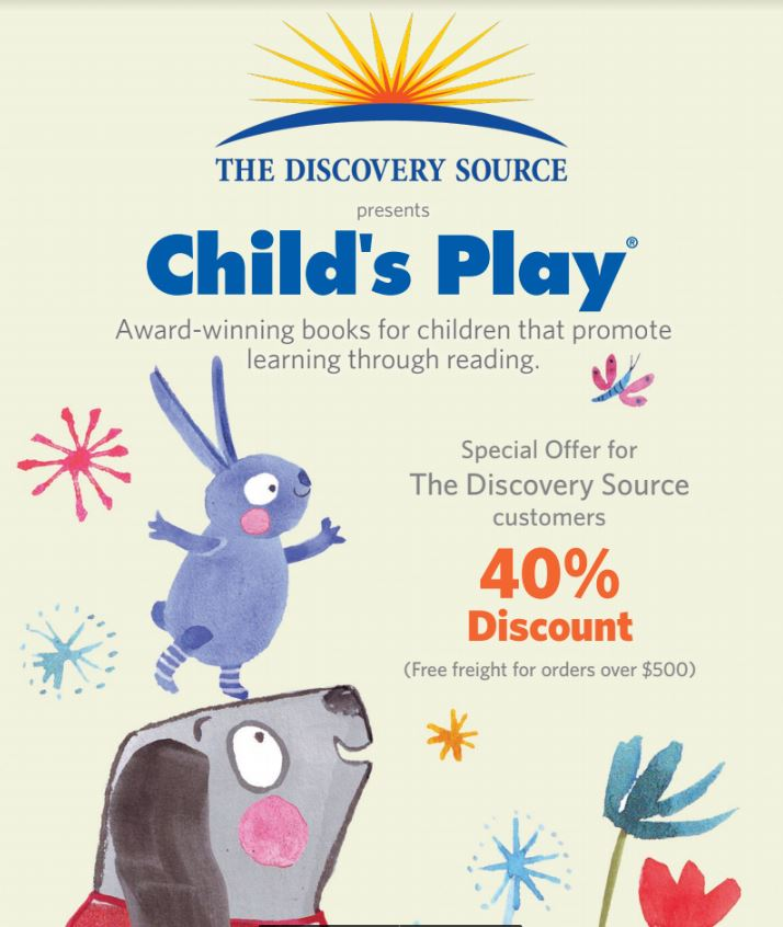 Childs Play Books Catalog from the Discovery Source