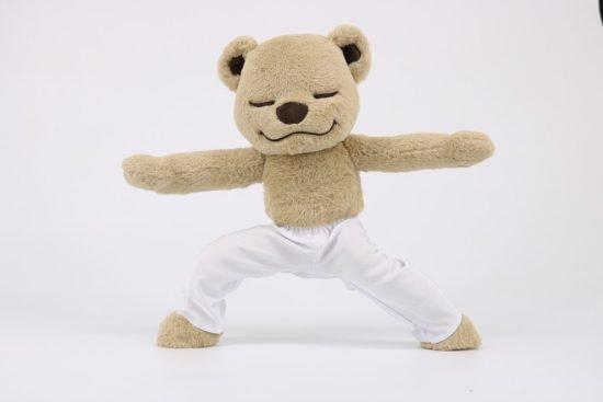 Meddy Teddy: Pose 1