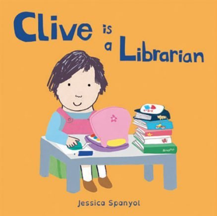 All About Clive: Clive is a Librarian