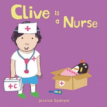 All About Clive: Clive is a Nurse