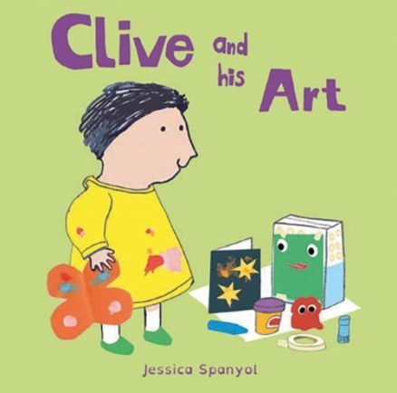 All About Clive: Clive and his Art