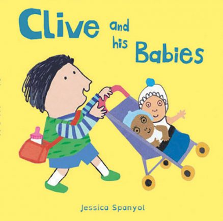 All About Clive: Clive and his Babies