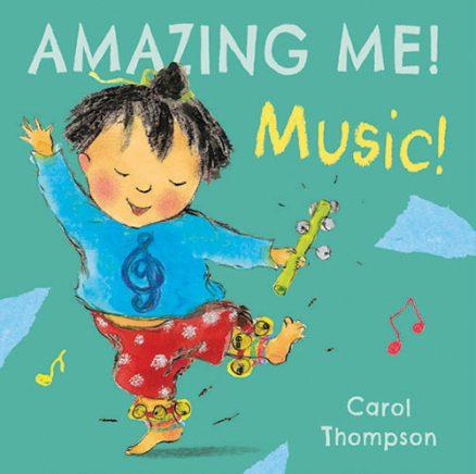 Amazing Me: Music!