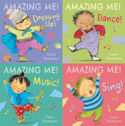Amazing Me: All four books