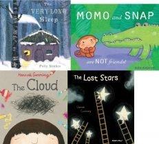 Focusing on Feelings: All Four books