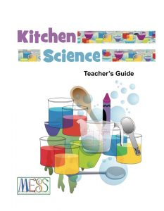 Kitchen Science Teacher's Guide: MESS. PDF Cover