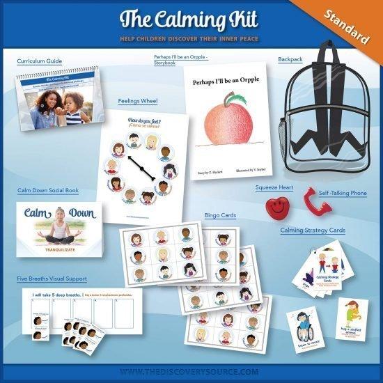 The Calming Kit: Standard