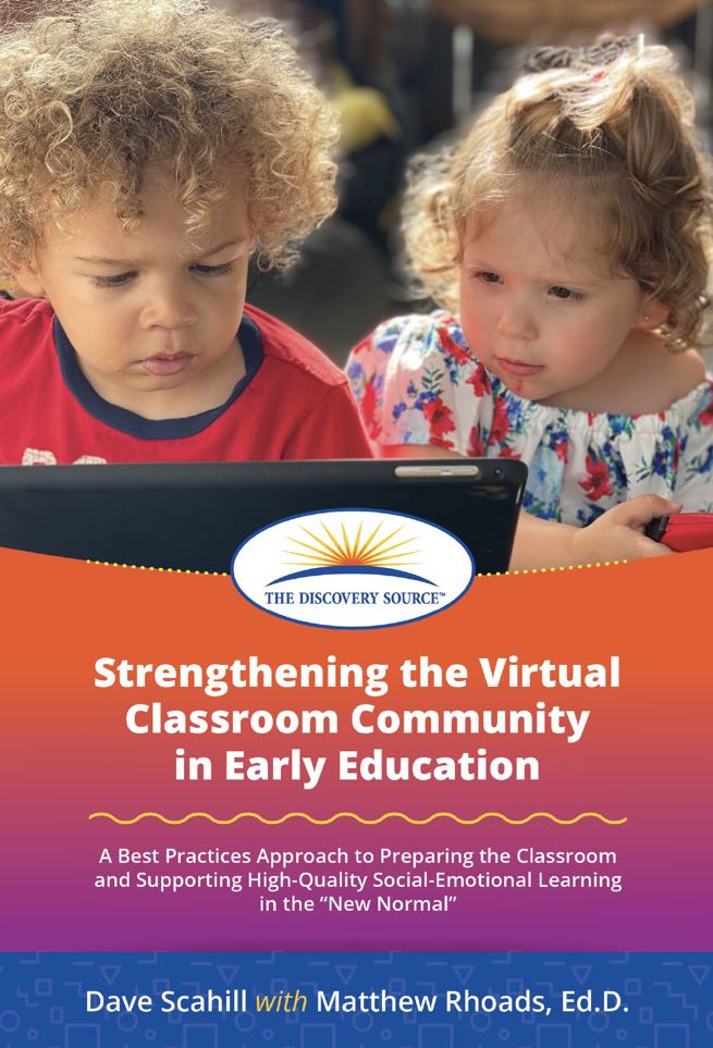 Ebook: Strengthening the virtual classroom community in early education