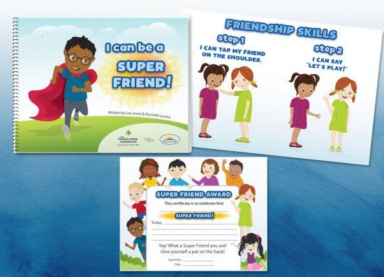 The Super Friend Kit