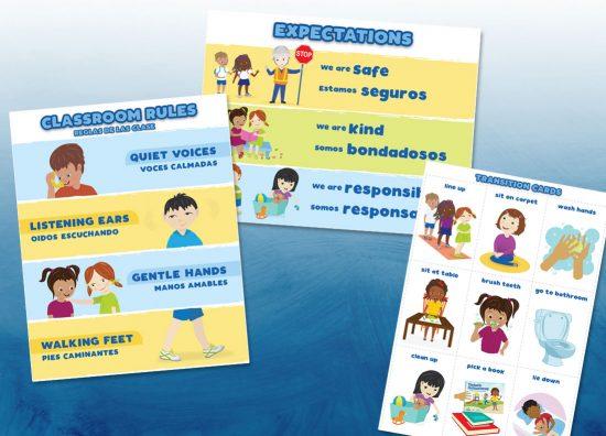 Classroom Visual Display Kit