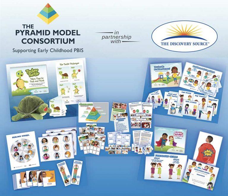 They Pyramid Model Preschool Classroom Kit