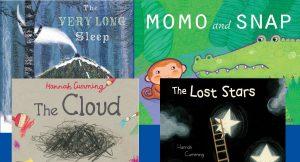 Focus on Feelings: 4 Books
